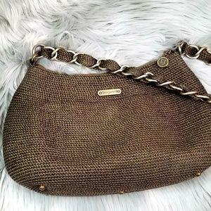 Eric Javits Olive Shoulder bag